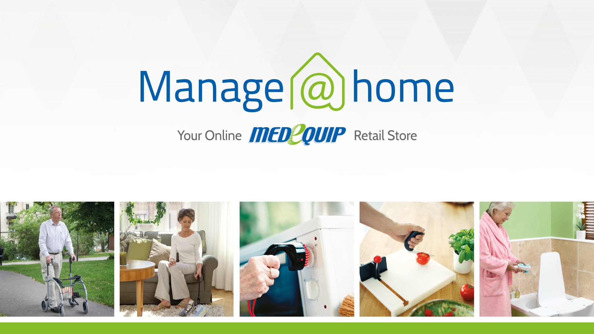 Manage At Home - Your Online Medequip Retail Store