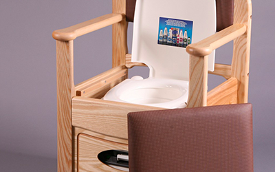 Wooden Commodes