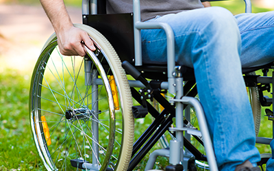 Self-Propel Wheelchairs