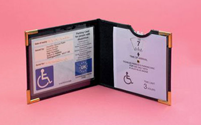 Blue Badge Holders