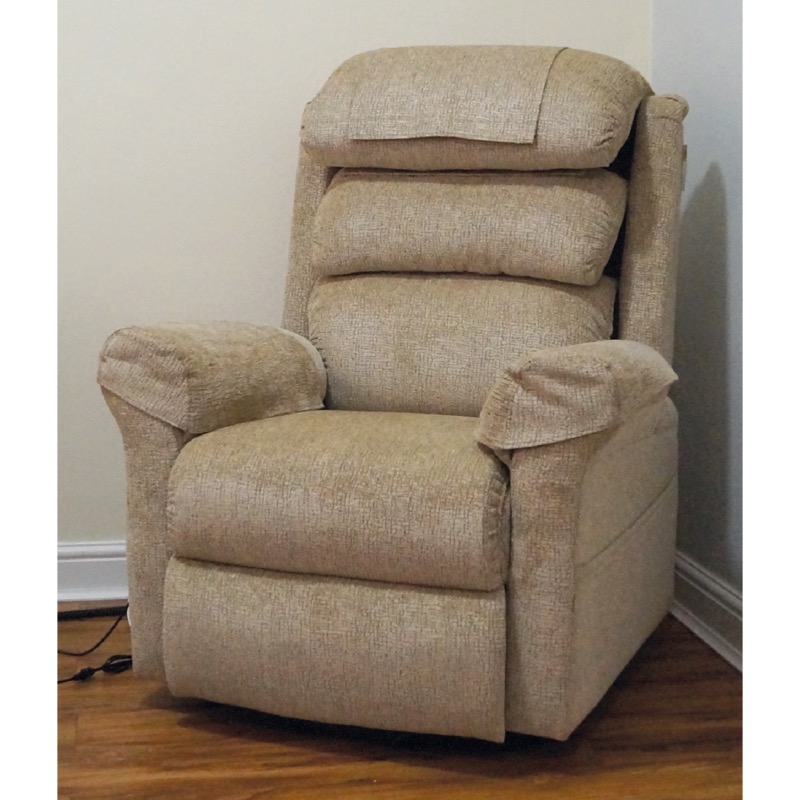 Ecclesfield Single Motor Wall Hugging Riser Recliner Chair