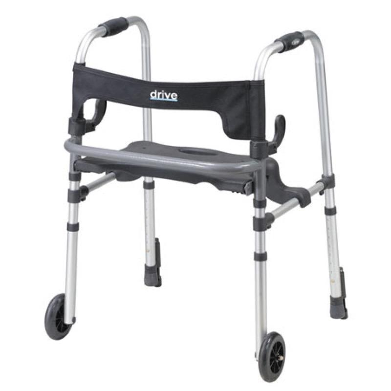 Clever Lite 2 wheeled Walking Frame