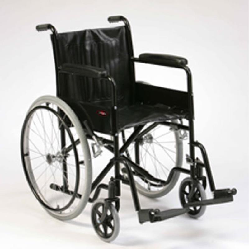 Basic Transit Aluminium Wheelchair