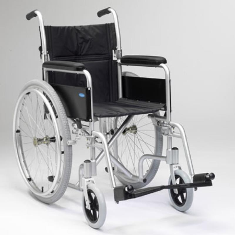 Basic Self Propel Aluminium Wheelchair