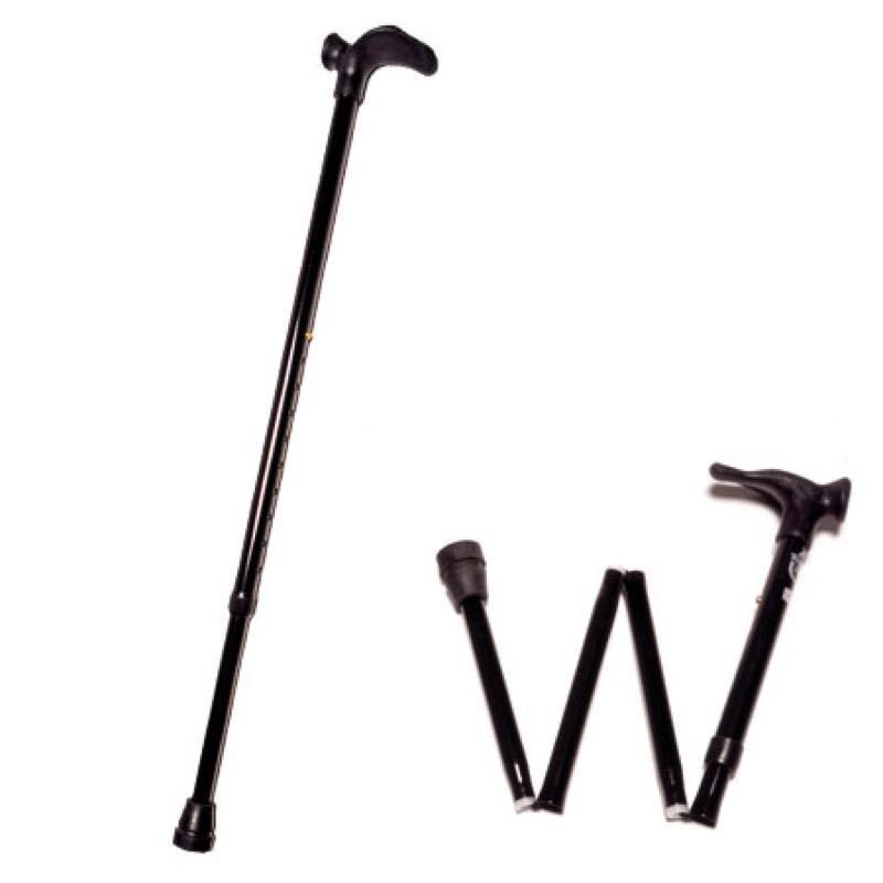 Anatomic Grip Walking Stick Left Handed