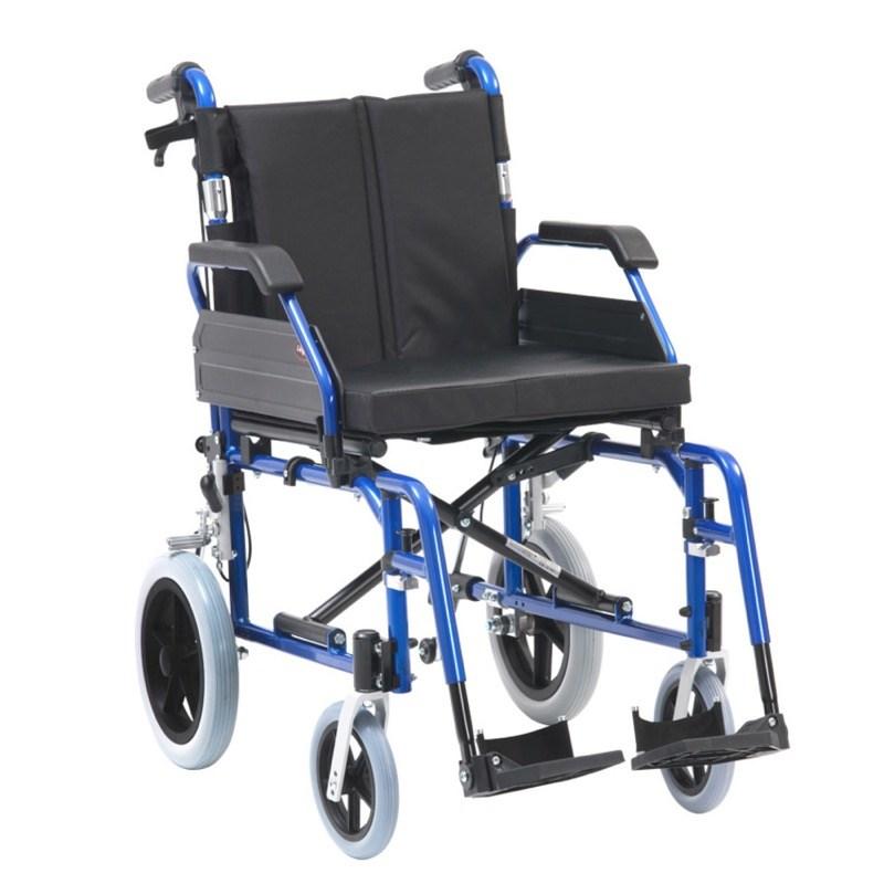 Enigma XS Aluminium Wheelchair with Transit Wheels