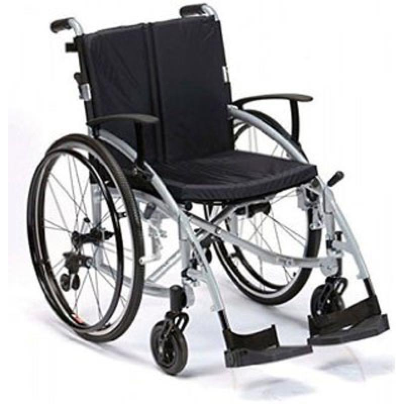 Enigma Spirit Aluminium Wheelchair