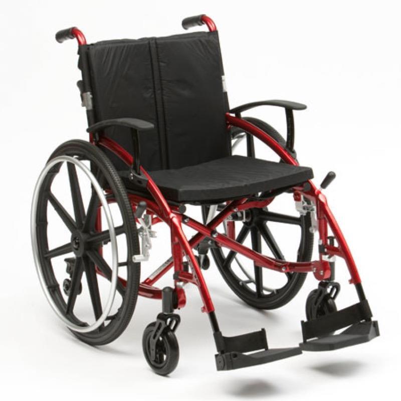 Enigma Spirit Wheelchair with Mag Wheels