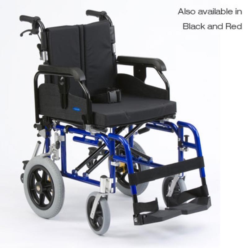 Enigma Super Deluxe Transit Wheelchair