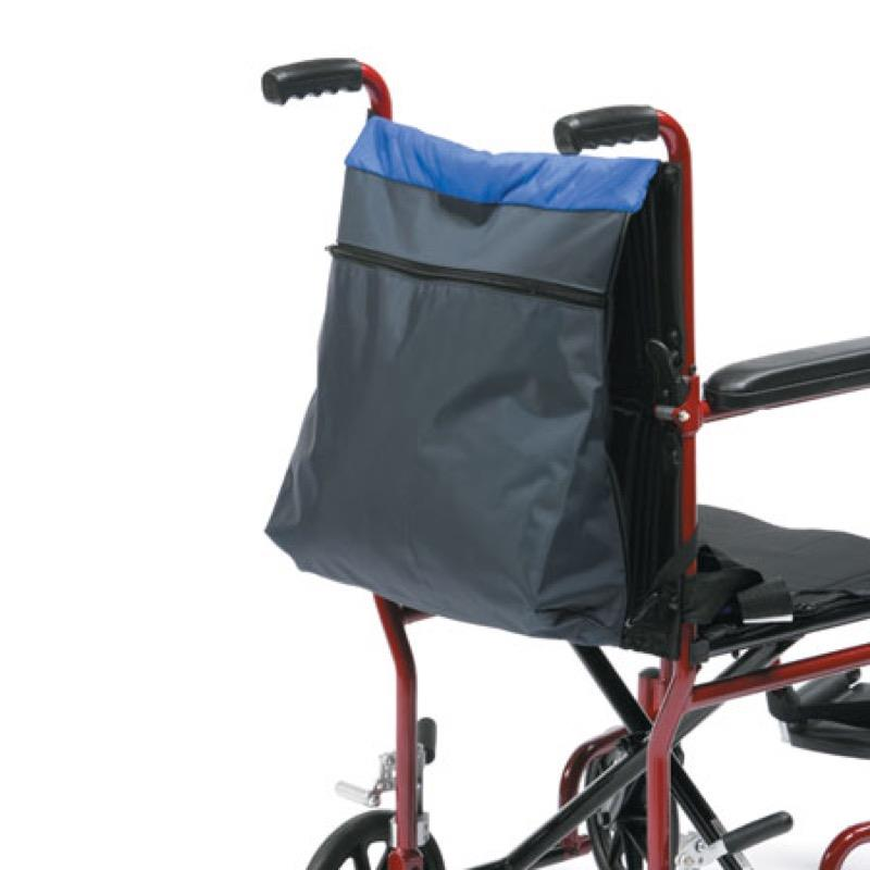 Wheelchair Back Cushion & Holdall