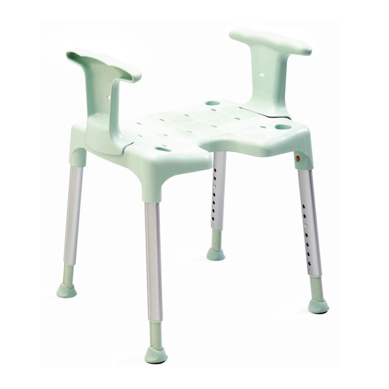 Etac Swift Shower Stool with armrests