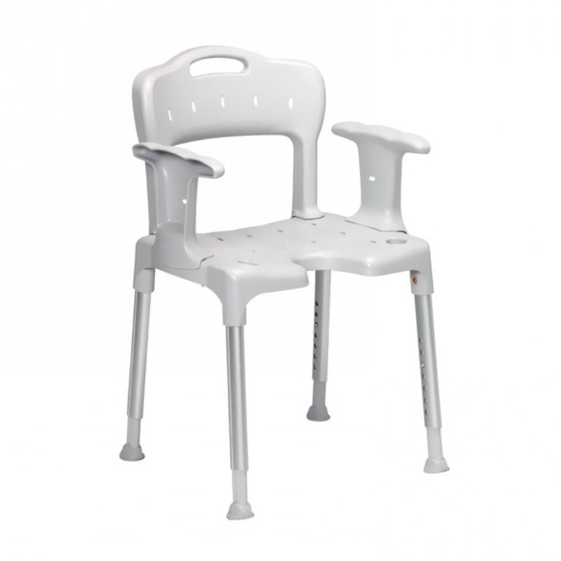 Etac Swift Shower Chair with armrests