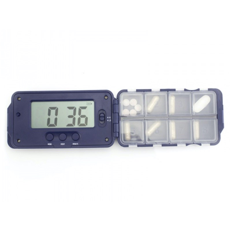 Tabtime Pill Box with Alarm Timer
