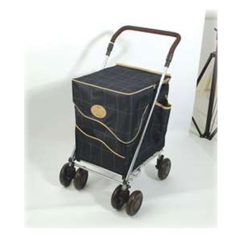 4 Wheeled Shopping Trolley