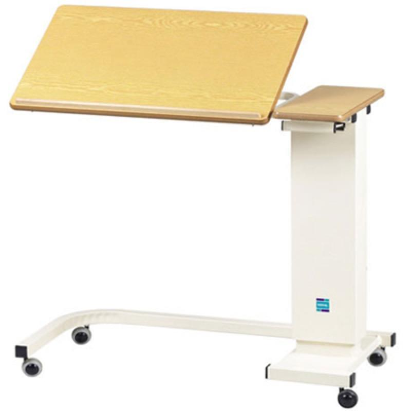 Easi-Riser Overbed Table (Tilt top wheelchair base)