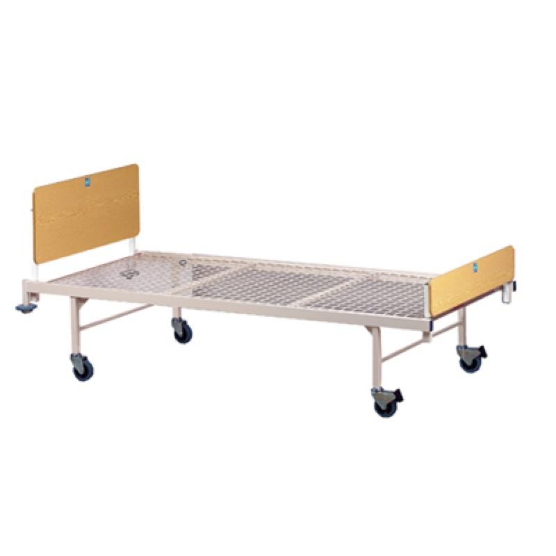 Boston Home Care Bed on Castors