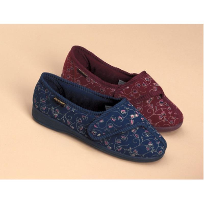 Dunlop Ladies Slipper - Bluebell
