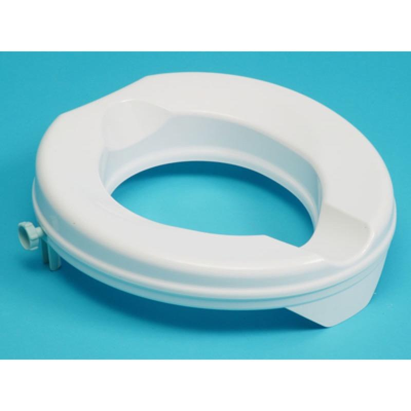Prima Raised Toilet Seat 2 Inch (No Lid)