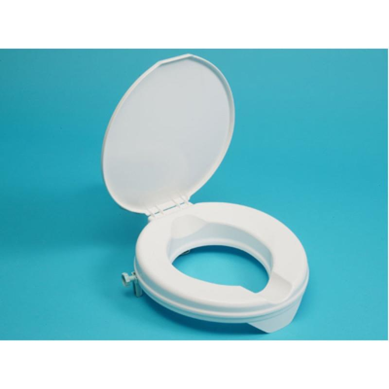 Prima Raised Toilet Seat 2