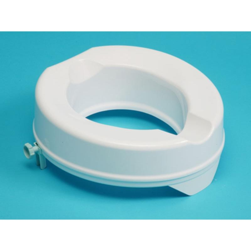 Prima Raised Toilet Seat 4 Inch (No Lid)