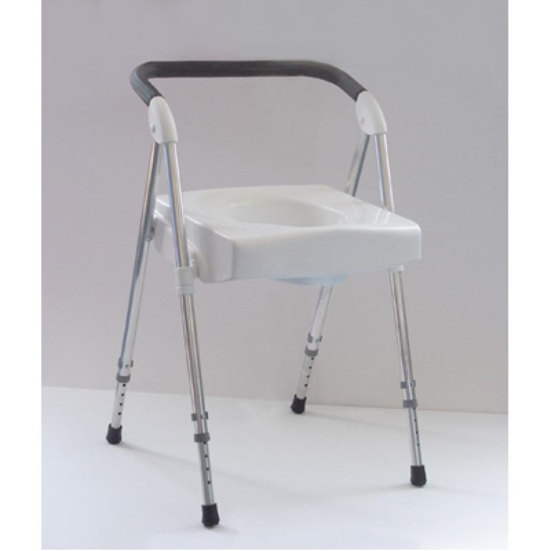 Voyager Folding Commode