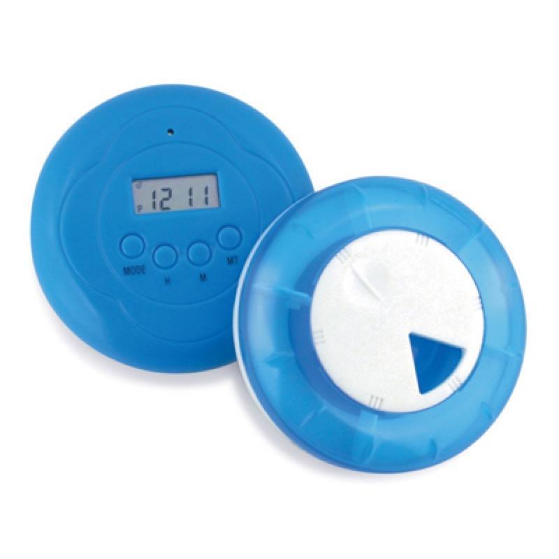 Vibrating Pill Box