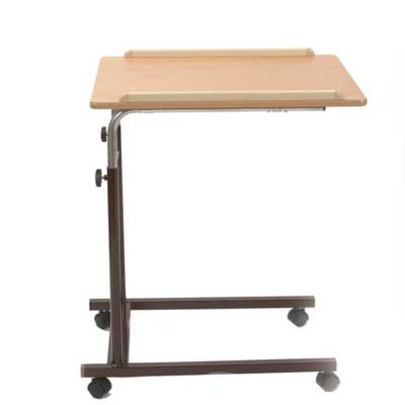 Deluxe Mobile Overbed Table