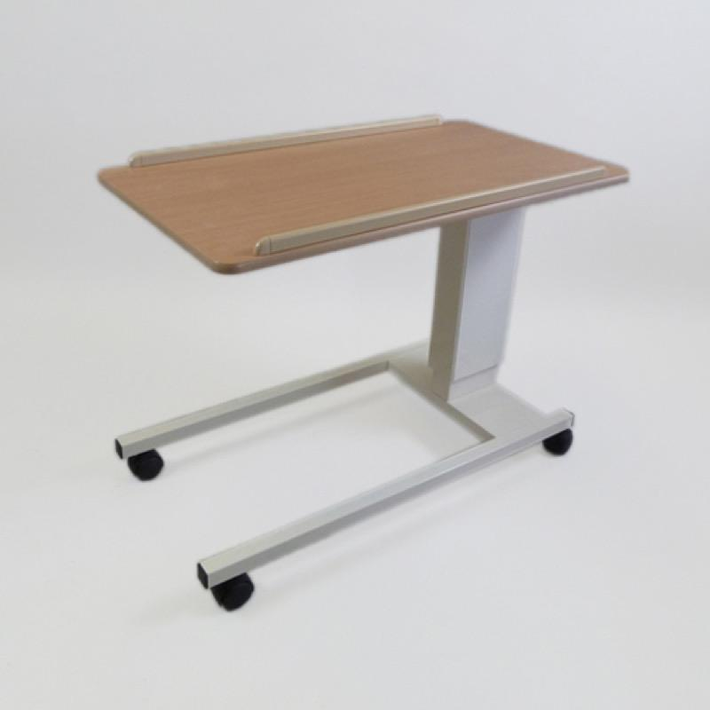 Low Height Rise and Fall Overbed Table