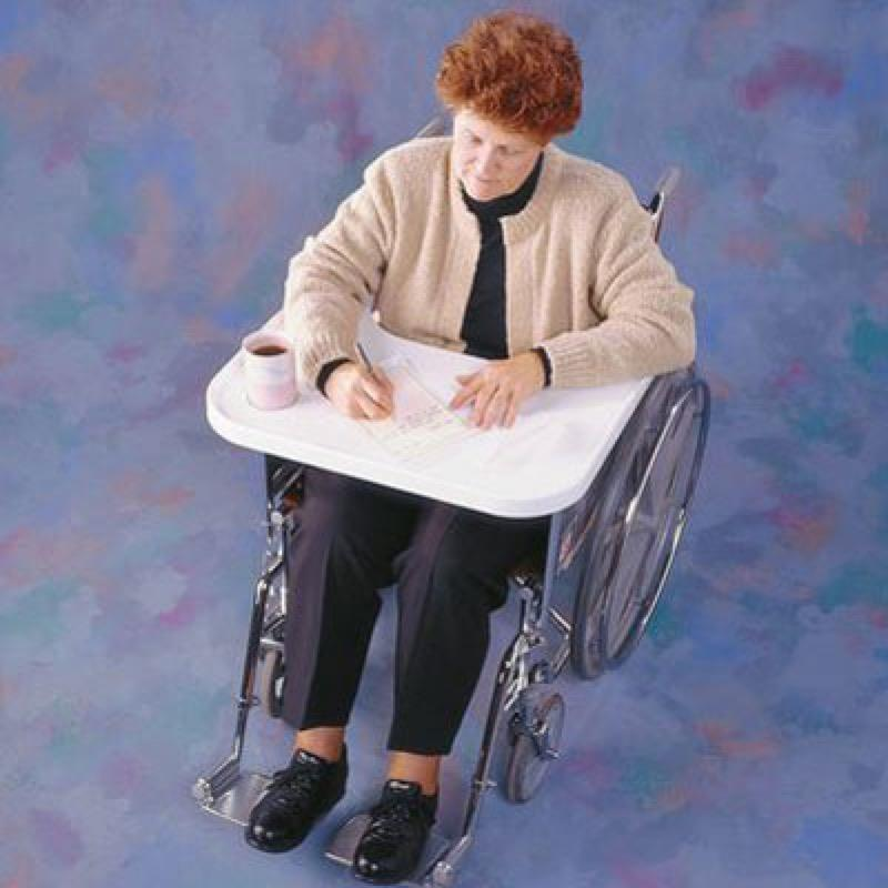 Economy Wheelchair Tray