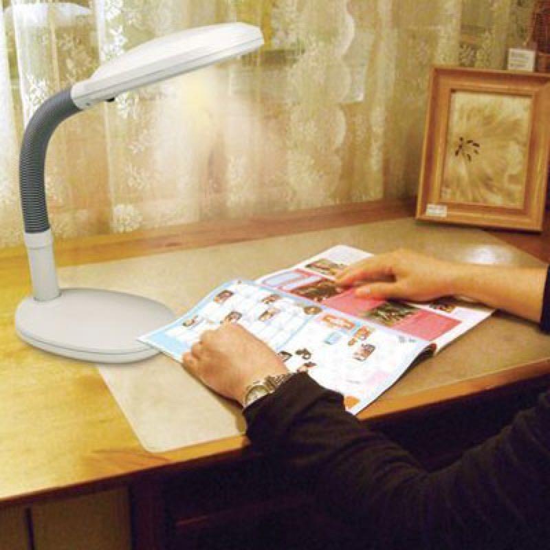 High Vision Reading Light