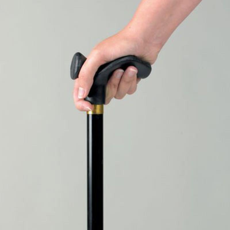 Contoured Grip Ergonomic Grip Stick