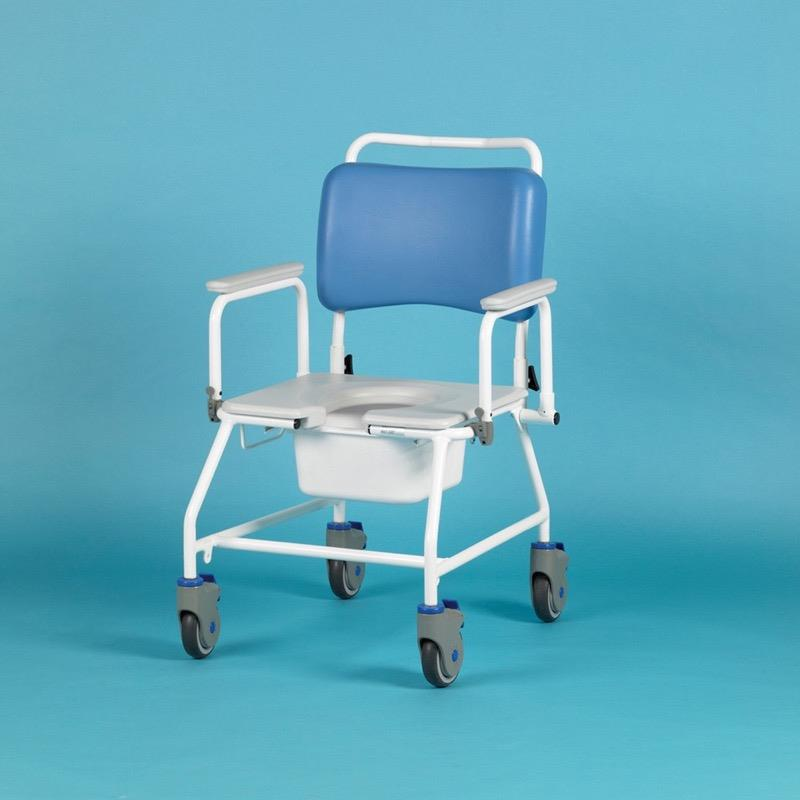 Atlantic Bariatric Commode & Shower Chair