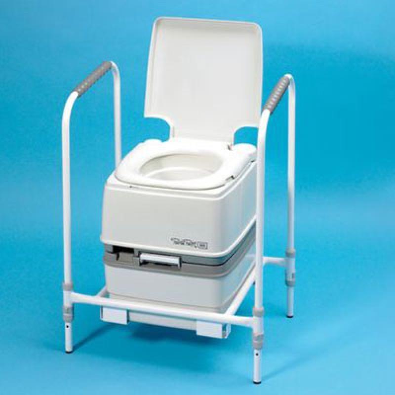 Porta Potti Toilet
