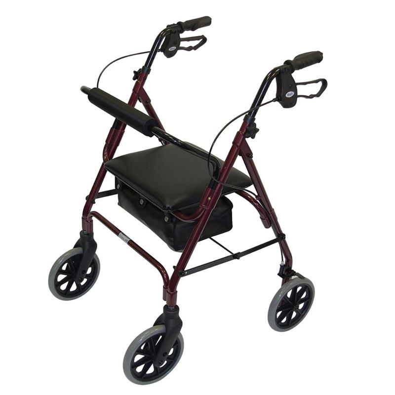 Days Lightweight Four Wheeled Rollator