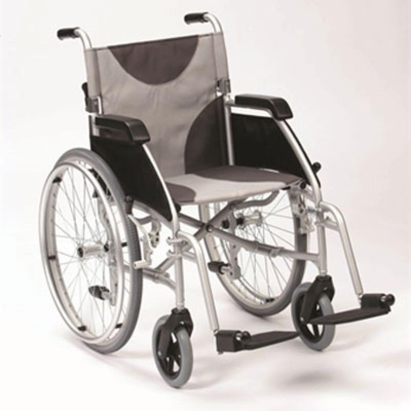 Ultra Lightweight Aluminium Self Propel Wheelchair