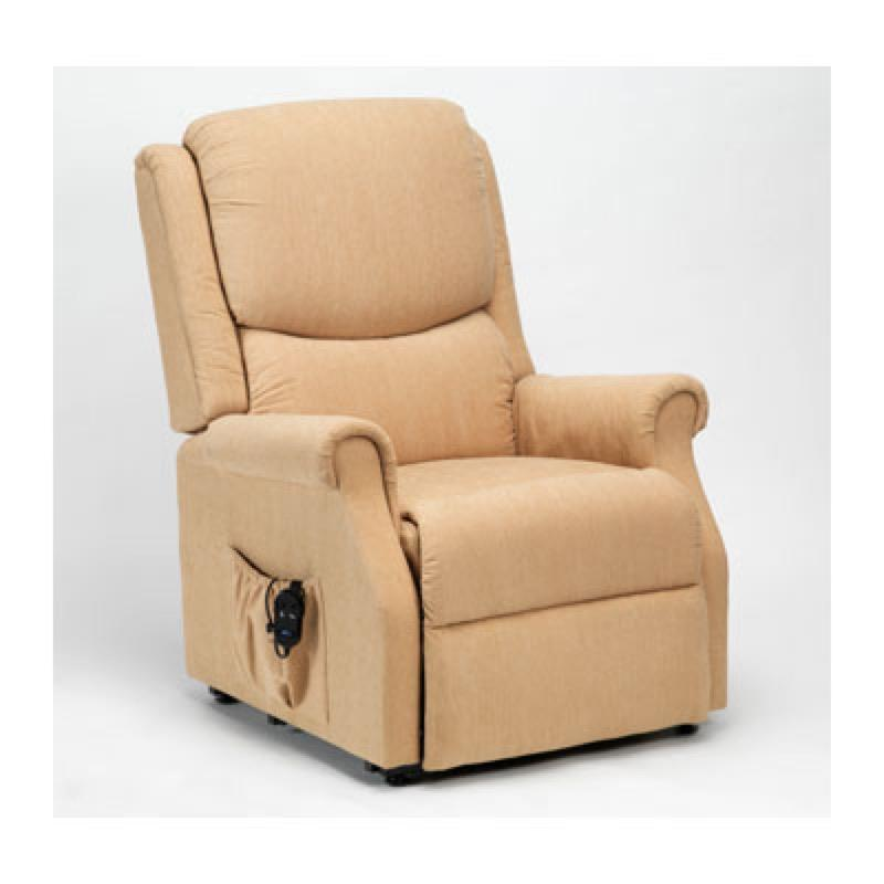 Indiana Single Motor Electric Riser Recliner Chair