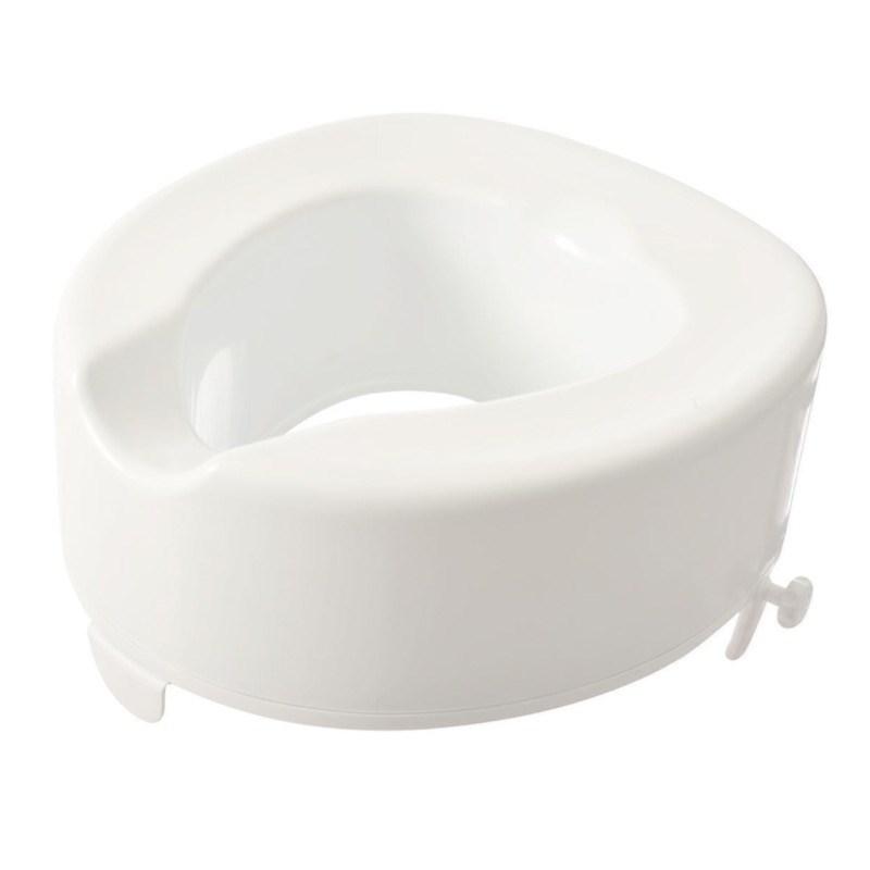 Serenity Raised Toilet Seat (No Lid)