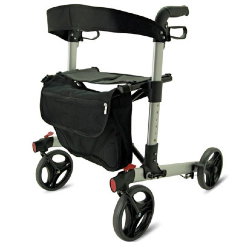 Z-Tec UK Walker With Bag