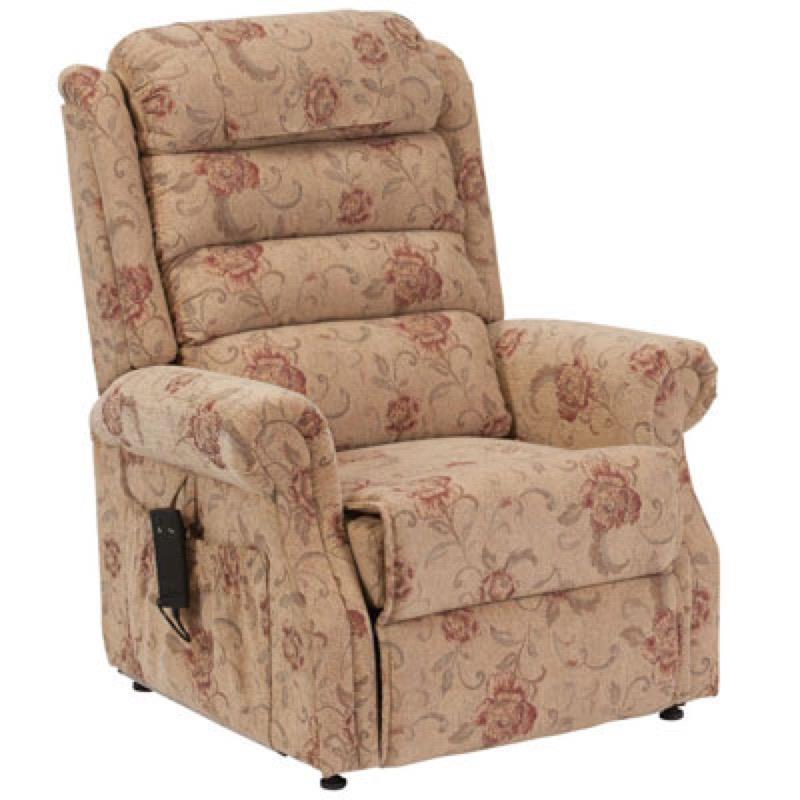 Serena Waterfall Back Riser Recliner Chair
