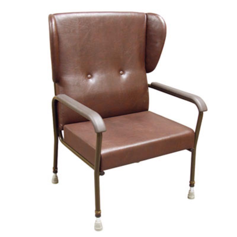 Barkby Bariatric High Back Chair