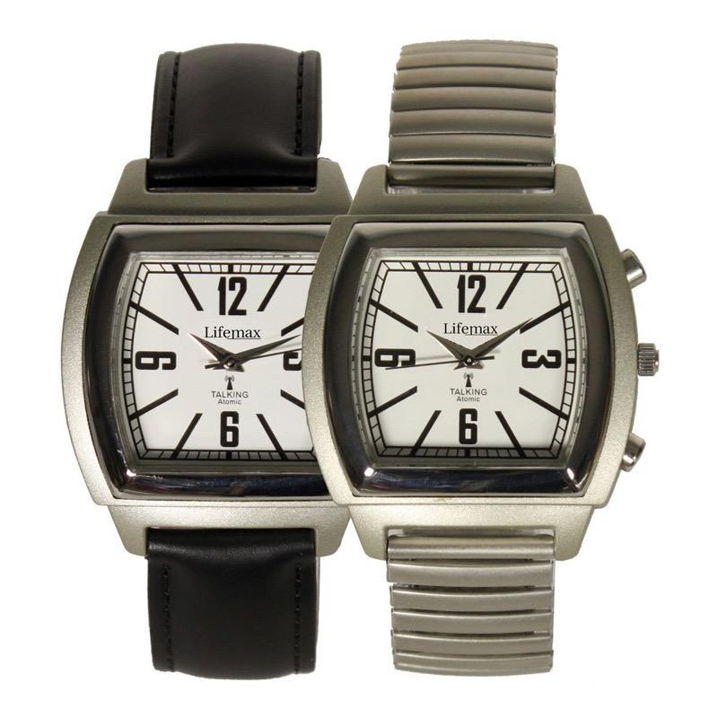 Vintage Talking Atomic Watches