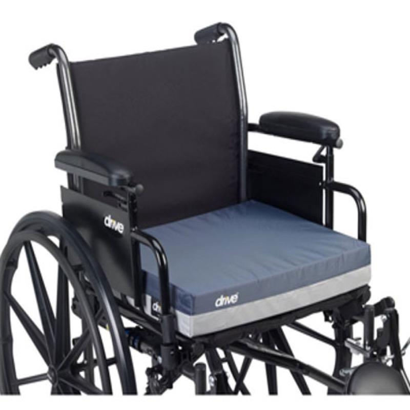 4 Inch Wheelchair Gel Cushion