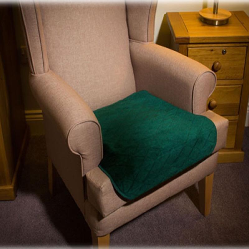 Velour Chair Pad
