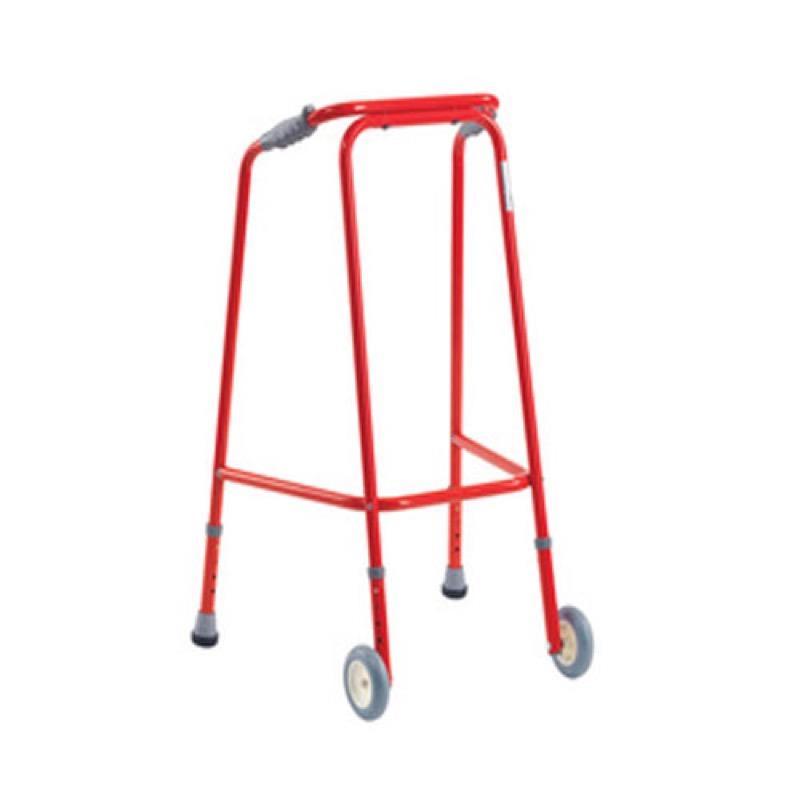 Red Walking Frame
