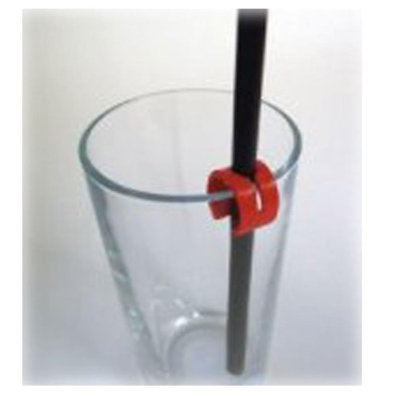 Strawberri Straw Holder