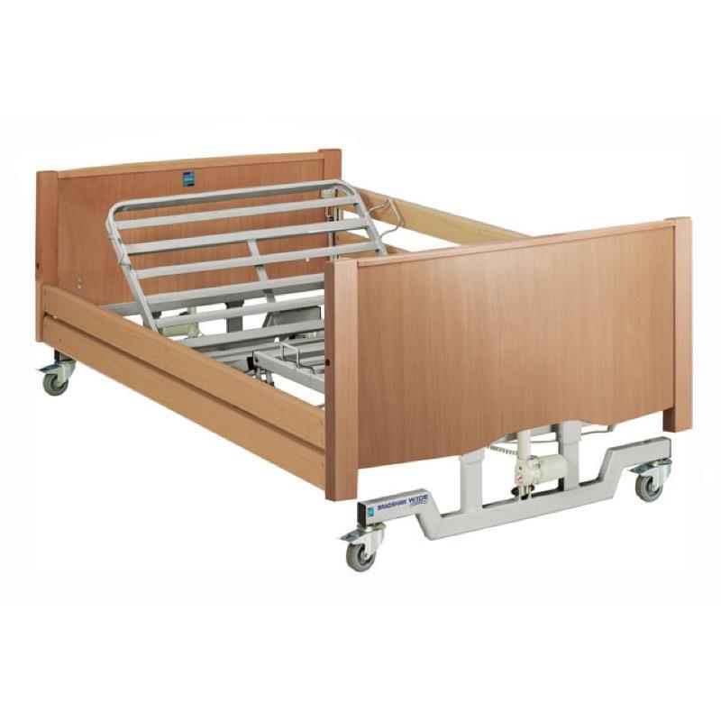 Bradshaw Wide Nursing Care Bed