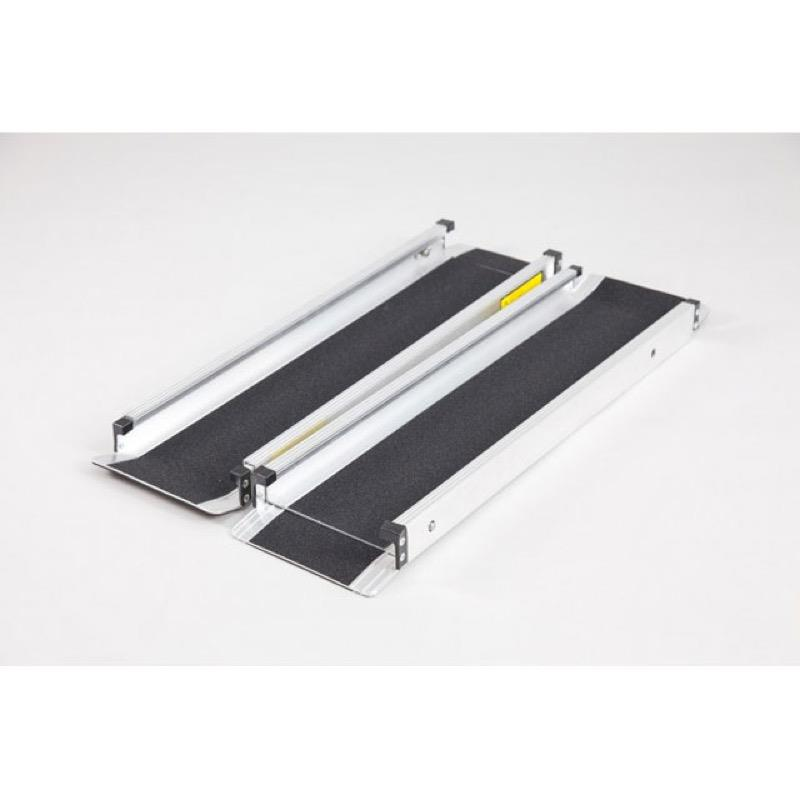 Telescopic Channel Ramp with Grip Surface