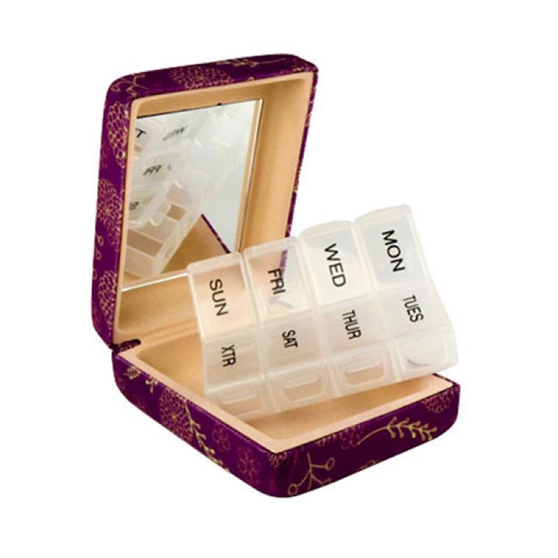 Vanity Pill Box