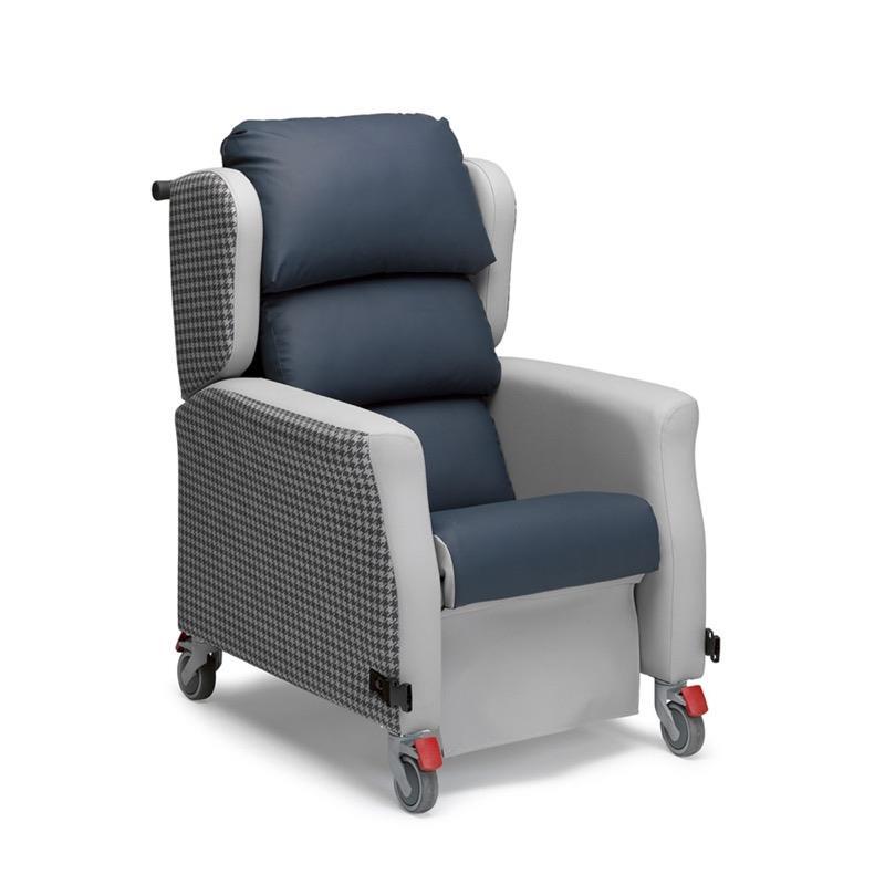 Multi Flex Manual Porter Chair
