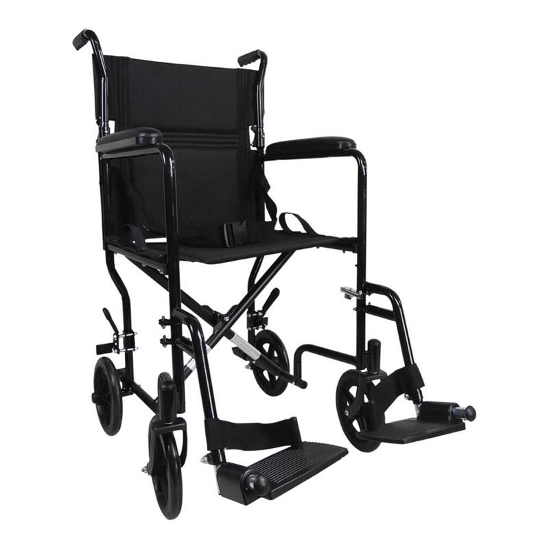 Aluminium Compact Transport Chair